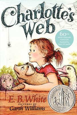 Charlotte's Web - White, E B, and DiCamillo, Kate