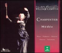 Charpentier: Médée - Alain Brumeau (tenor); Anne Mopin (soprano); Anne Pichard (soprano); Bernard Deletré (bass); Brigitte Pelote (soprano);...