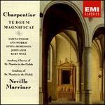 Charpentier: Te Deum; Magnificat - Ann Murray (contralto); Ann Murray (soprano); Dawn Upshaw (soprano); Ethna Robinson (contralto); John Aler (tenor);...