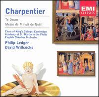 Charpentier: Te Deum; Messe de Minuit de Noël - Andrew Davis (organ); April Cantelo (soprano); Charles Brett (alto); Christopher Keyte (bass); Eiddwen Harrhy (soprano);...