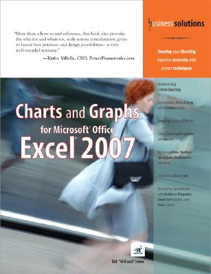 Charts and Graphs for Microsoft Office Excel 2007 - Jelen, Bill