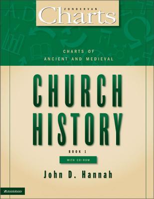 Charts of Ancient and Medieval Church History - Hannah, John D, Th.D., PH.D.