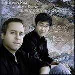 Chausson: Concert in D major; Fauré: Violin Sonata No. 1