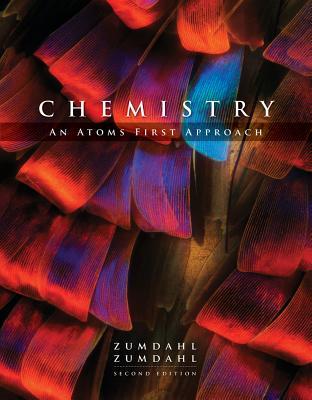 Chemistry: An Atoms First Approach - Zumdahl, Steven, and Zumdahl, Susan