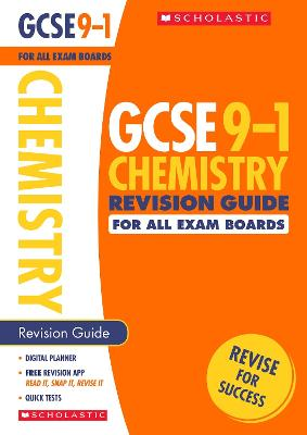 Chemistry Revision Guide for All Boards - Wooster, Mike