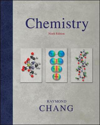 Chemistry - Chang, Raymond, and Chang Raymond