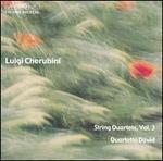 Cherubini: String Quartets Vol. 3