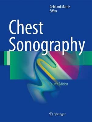Chest Sonography - Mathis, Gebhard (Editor)