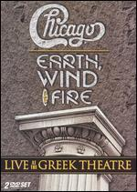 Chicago/Earth, Wind & Fire: Live at the Greek Theatre [2 Discs]