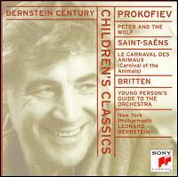 Children's Classics - Prokofiev: Peter & The Wolf - Leonard Bernstein