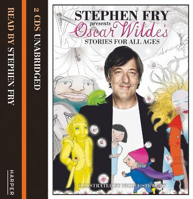 Children's Stories by Oscar Wilde - Wilde, Oscar, and Fry, Stephen (Read by)