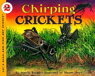 Chirping Crickets - Berger, Melvin