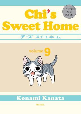 Chi's Sweet Home, Volume 9 - Kanata, Konami