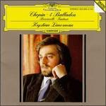 Chopin: 4 Balladen; Barcarolle; Fantasie