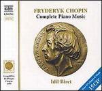 Chopin: Complete Piano Music (Box Set)