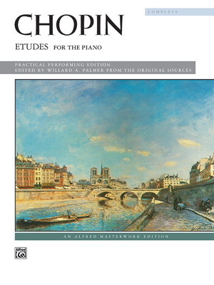Chopin -- Etudes (Complete): Comb Bound Book - Chopin, Frederic (Composer), and Palmer, Willard A (Composer)