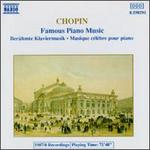 Chopin: Famous Piano Music