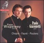 Chopin - Fauré - Poulenc