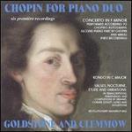 Chopin for Piano Duo