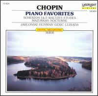 Chopin Piano Favorites - Various Artists