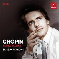 Chopin: Piano Works - Pierre Barbizet (piano); Samson François (piano); Monte Carlo National Opera Orchestra; Louis Frémaux (conductor)