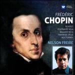 Chopin: Scherzi; Polonaise No. 6; Ballade No. 3; Berceuse; Nocturnes
