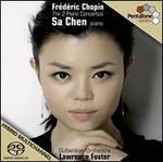 Chopin: The 2 Piano Concertos  - Sa Chen (piano); Gulbenkian Foundation Orchestra, Lisbon; Lawrence Foster (conductor)
