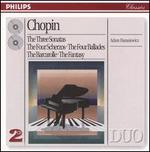 Chopin: The Three Sonatas; The Four Scherzos; The Four Ballades; The Barcarolle; The Fantasy