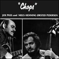 Chops [LP] - Joe Pass/Niels-Henning Ørsted Pedersen