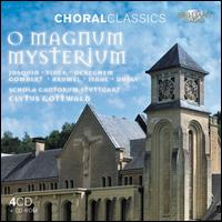 Choral Classics: O Magnum Myseterium - Stuttgart Schola Cantorum (choir, chorus); Clytus Gottwald (conductor)