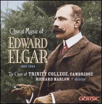 Choral Music of Edward Elgar - Andrew Lamb (organ); Angus Wilson (baritone); Geoffrey Silver (tenor); Mark Holmes (bass); Mark Williams (organ);...