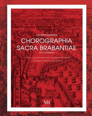 Chorographia Sacra Brabantiae - Onate, Maxim Arrazola de