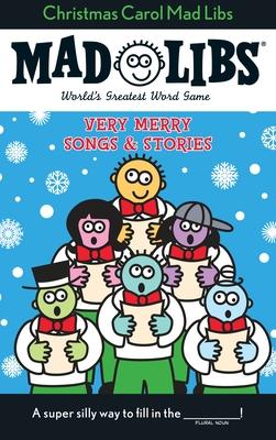 Christmas Carol Mad Libs: Stocking Stuffer Mad Libs - Price, Roger, and Stern, Leonard