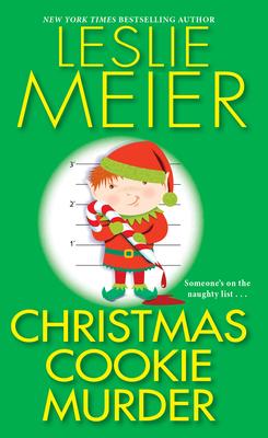 Christmas Cookie Murder - Meier, Leslie