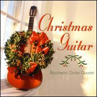 Christmas Guitar - Boccherini Guitar Quartet