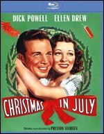 Christmas in July [Blu-ray] - Preston Sturges