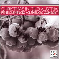 Christmas in Old Austria - Bernhard Landauer (counter tenor); Eberhard Kummer (lap harp); Eberhard Kummer (bass baritone); Eberhard Kummer (hurdygurdy);...