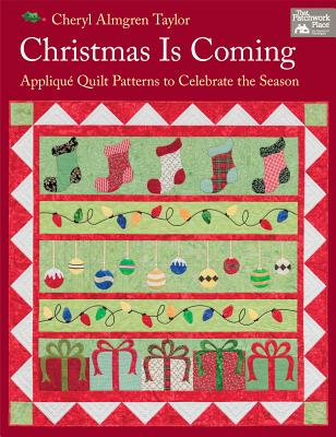 Christmas is coming quilt book