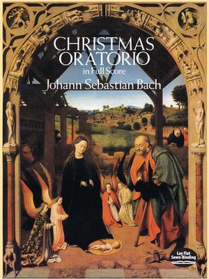 Christmas Oratorio in Full Score - Bach, Johann Sebastian