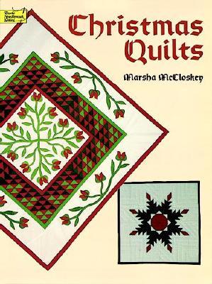 Christmas Quilts - McCloskey, Marsha
