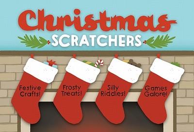 Christmas Scratchers - Golden, Erin Lee