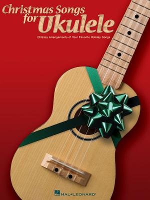 Christmas Songs for Ukulele - Tagliarino, Barrett