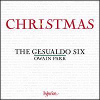 Christmas - The Gesualdo Six; Owain Park (conductor)