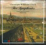 Christoph Willibald Gluck: Five Symphonies
