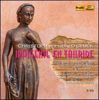 Christoph Willibald Gluck: Iphigenie et Tauride - Ensemble Vocal De Paris; Léopold Simoneau (vocals); N.N. (vocals); Patricia Neway (vocals); Pierre Mollet (vocals);...
