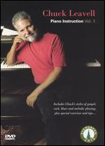 Chuck Leavell: Piano Instruction, Vol. 1
