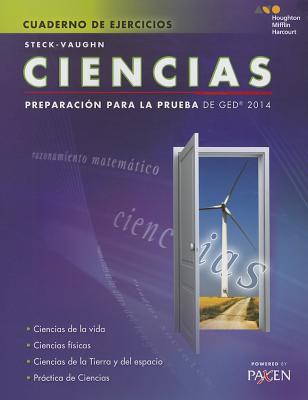 Ciencias (Cuaderno de Ejercicios): Test Prep 2014 - Steck-Vaughn Company (Prepared for publication by)