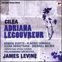 Cilea: Adriana Lecouvreur - Florindo Anpreolli (vocals); Giancarlo Luccardi (vocals); Lillian Watson (vocals); Paul Hudson (vocals);...