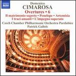 Cimarosa: Overtures, Vol. 6