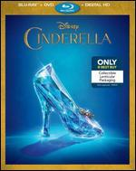 Cinderella [Includes Digital Copy] [Blu-ray/DVD] [Lenticular Packaging] [Only @ Best Buy]